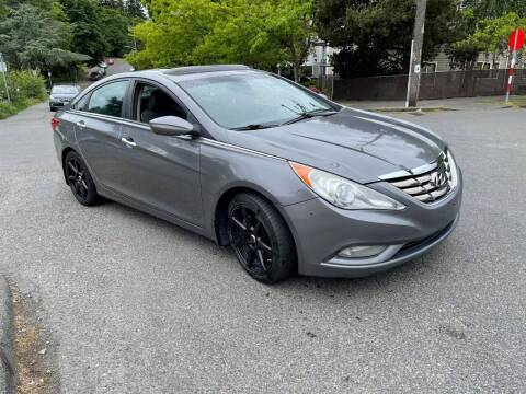 2011 Hyundai Sonata for sale at SNS AUTO SALES in Seattle WA