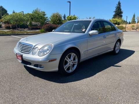 2006 Mercedes-Benz E-Class for sale at Apex Motors Inc. in Tacoma WA