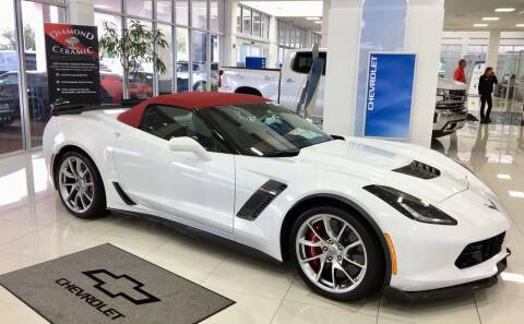 2017 Chevrolet Corvette for sale at Suncoast Sports Cars and Exotics in West Palm Beach FL