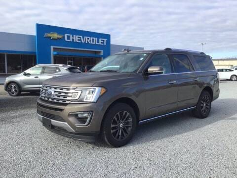 2019 Ford Expedition MAX for sale at LEE CHEVROLET PONTIAC BUICK in Washington NC