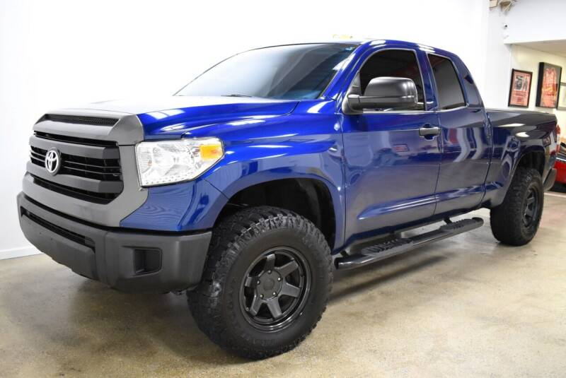 2015 Toyota Tundra for sale at Thoroughbred Motors in Wellington FL