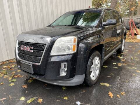 2011 GMC Terrain for sale at Stellar Motor Group in Hudson NH