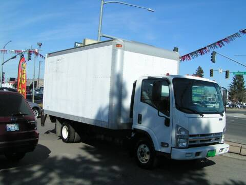2008 GMC W4500 for sale at Common Sense Motors in Spokane WA
