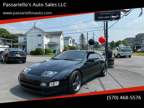 1990 Nissan 300ZX for sale at Passariello's Auto Sales LLC in Old Forge PA
