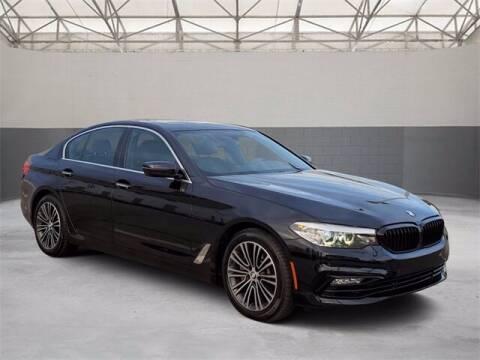 2018 BMW 5 Series for sale at Gregg Orr Pre-Owned Shreveport in Shreveport LA