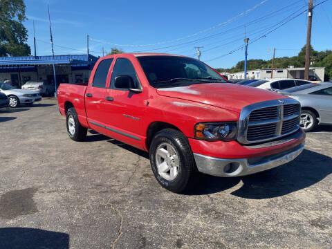 2002 Dodge Ram Pickup 1500 for sale at Dave-O Motor Co. in Haltom City TX