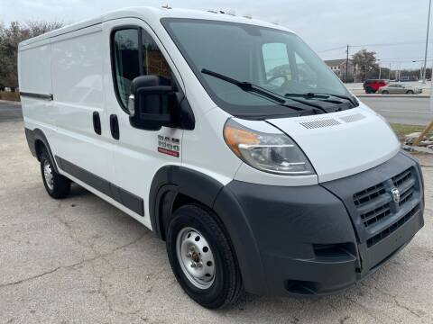 2017 RAM ProMaster Cargo for sale at Austin Direct Auto Sales in Austin TX