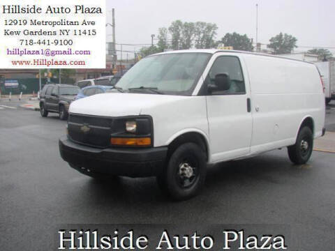 2008 Chevrolet Express Cargo for sale at Hillside Auto Plaza in Kew Gardens NY