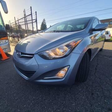 2016 Hyundai Elantra for sale at Paisanos Chevrolane in Seattle WA