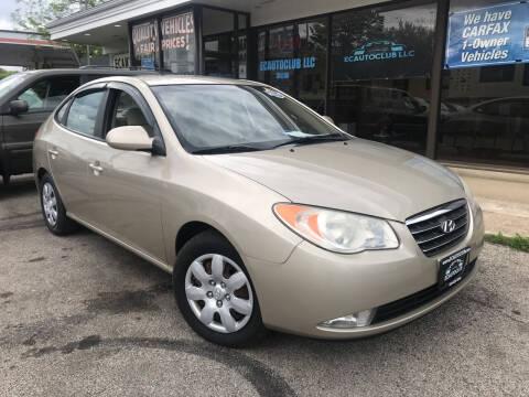 2008 Hyundai Elantra for sale at ECAUTOCLUB LLC in Kent OH