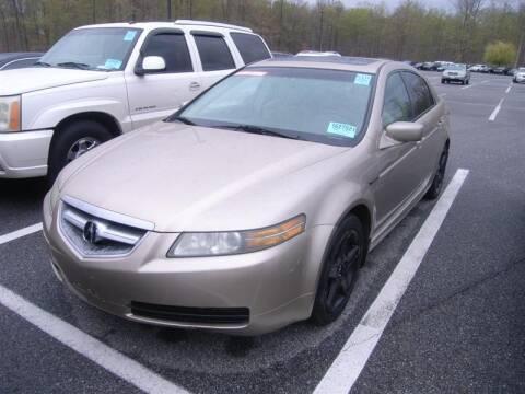 2004 Acura TL for sale at CarXpress in Fredericksburg VA