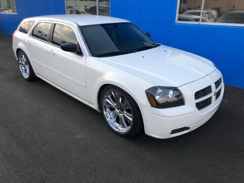 2006 Dodge Magnum for sale at City Auto Sales in Sparks NV