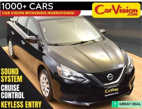 2017 Nissan Sentra for sale at Car Vision Buying Center in Norristown PA