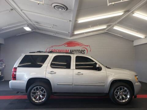 2011 Chevrolet Tahoe for sale at Premium Motors in Villa Park IL