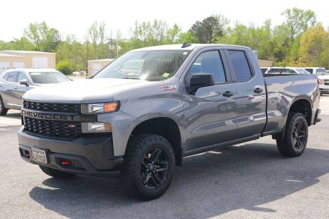 2020 Chevrolet Silverado 1500 for sale at STRICKLAND AUTO GROUP INC in Ahoskie NC