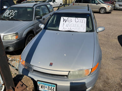 2000 Saturn L-Series for sale at Continental Auto Sales in White Bear Lake MN