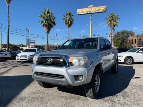 2012 Toyota Tacoma for sale at A MOTORS SALES AND FINANCE - 6226 San Pedro Lot in San Antonio TX