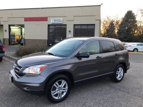 2010 Honda CR-V for sale at Fleet Automotive LLC in Maplewood MN