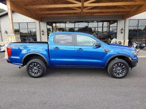 2019 Ford Ranger for sale at Premier Auto Source INC in Terre Haute IN