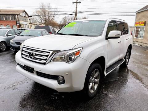 2011 Lexus GX 460 for sale at Dijie Auto Sale and Service Co. in Johnston RI