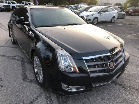2011 Cadillac CTS for sale at PRESTIGE AUTOPLEX LLC in Austin TX