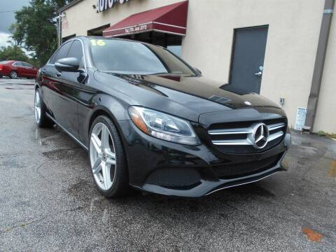 2016 Mercedes-Benz C-Class for sale at AutoStar Norcross in Norcross GA