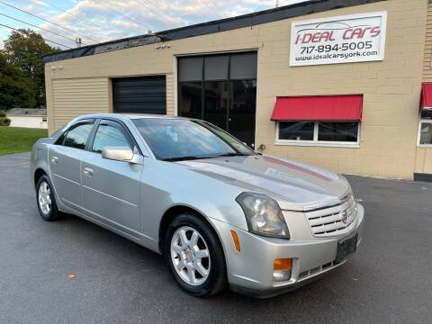 2007 Cadillac CTS for sale at I-Deal Cars LLC in York PA