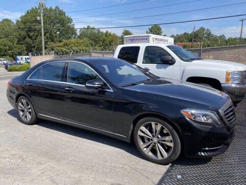 2015 Mercedes-Benz S-Class for sale at CBS Quality Cars in Durham NC