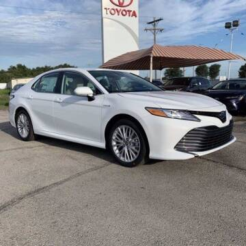 2020 Toyota Camry Hybrid for sale at Quality Toyota - NEW in Independence MO