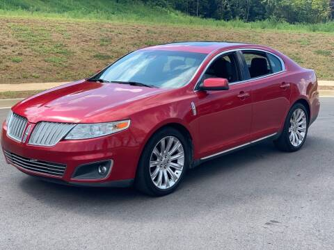 2010 Lincoln MKS for sale at Tennessee Valley Wholesale Autos LLC in Huntsville AL