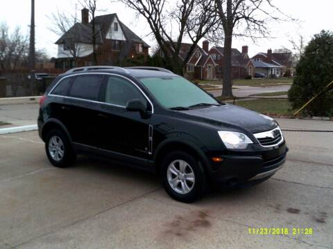 2008 Saturn Vue for sale at Fred Elias Auto Sales in Center Line MI
