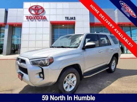 2019 Toyota 4Runner for sale at TEJAS TOYOTA in Humble TX