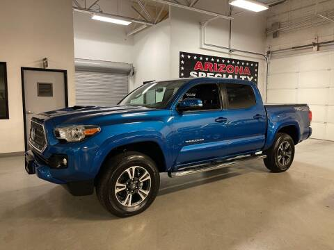 2018 Toyota Tacoma for sale at Arizona Specialty Motors in Tempe AZ