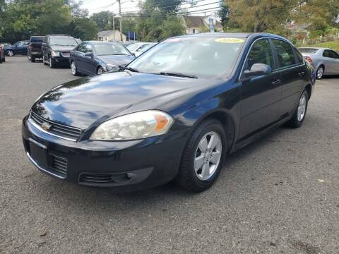 2010 Chevrolet Impala for sale at CENTRAL GROUP in Raritan NJ