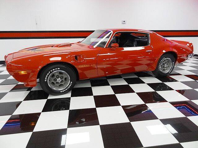 1973 Pontiac Trans Am for sale at Wagner's Classic Cars in Bonner Springs KS