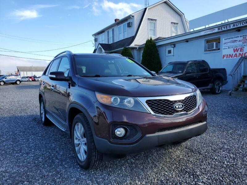 2011 Kia Sorento for sale at Reyes Automotive Group in Lakewood NJ