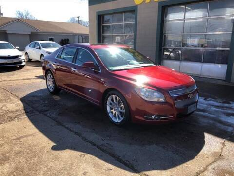 2008 Chevrolet Malibu for sale at Herman Jenkins Used Cars in Union City TN