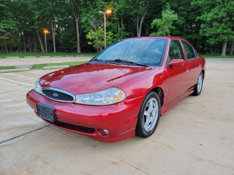 2000 Ford Contour SVT for sale at Lease Car Sales 3 in Warrensville Heights OH