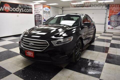 2017 Ford Taurus for sale at WOODY'S AUTOMOTIVE GROUP in Chillicothe MO