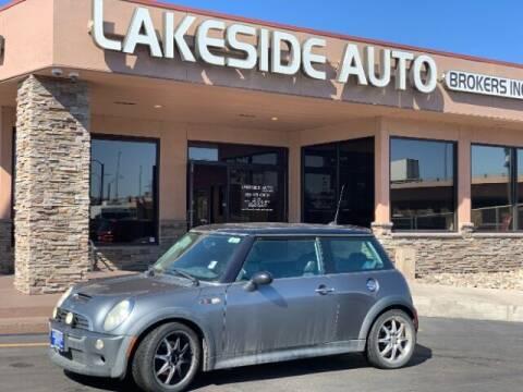 2005 MINI Cooper for sale at Lakeside Auto Brokers Inc. in Colorado Springs CO