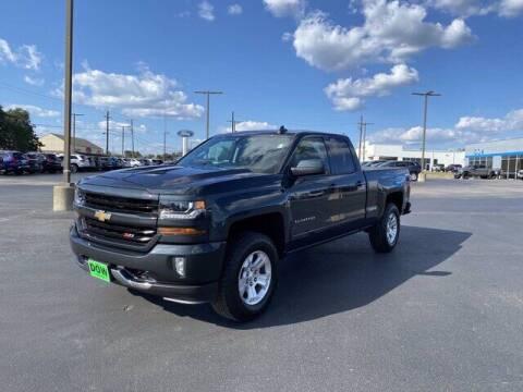 2018 Chevrolet Silverado 1500 for sale at DOW AUTOPLEX in Mineola TX