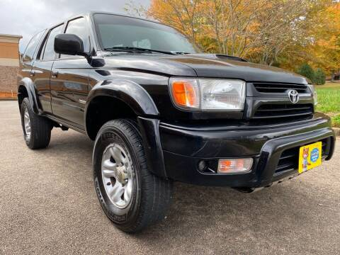 2002 Toyota 4Runner for sale at ELAN AUTOMOTIVE GROUP in Buford GA