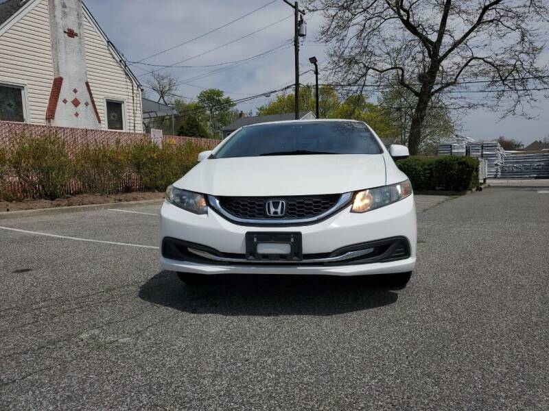 2013 Honda Civic for sale at RMB Auto Sales Corp in Copiague NY
