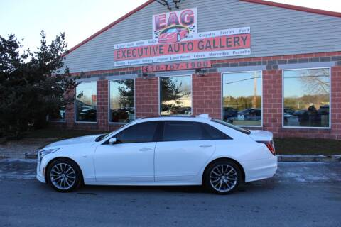 2019 Cadillac CT6 for sale at EXECUTIVE AUTO GALLERY INC in Walnutport PA