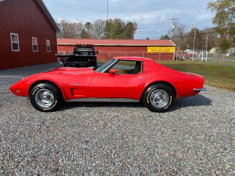 1973 Chevrolet Corvette for sale at F & A Corvette in Colonial Beach VA