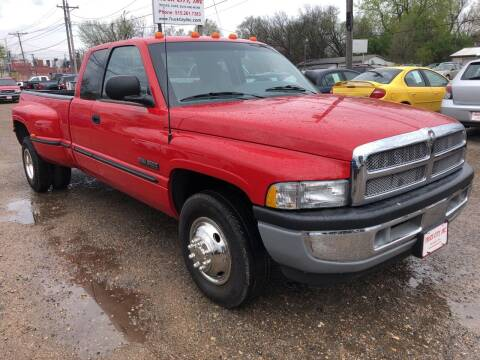 1998 Dodge Ram Pickup 3500 for sale at Truck City Inc in Des Moines IA