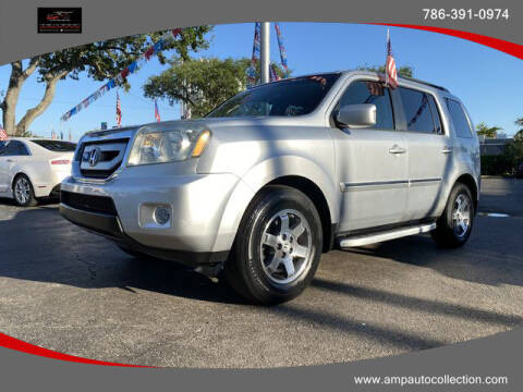 2010 Honda Pilot for sale at Amp Auto Collection in Fort Lauderdale FL