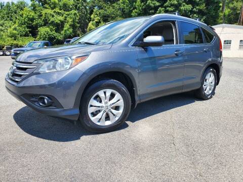 2013 Honda CR-V for sale at Brown's Used Auto in Belmont NC