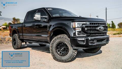 2020 Ford F-250 Super Duty for sale at MUSCLE MOTORS AUTO SALES INC in Reno NV