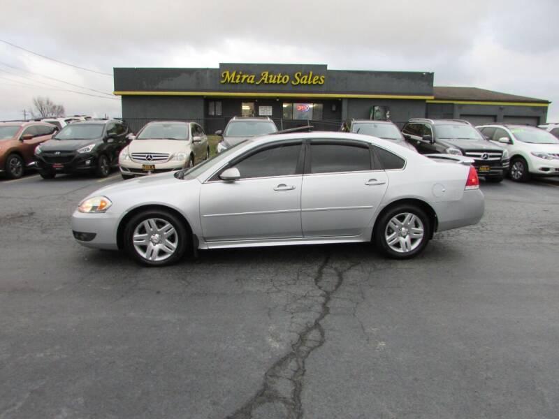 2011 Chevrolet Impala for sale at MIRA AUTO SALES in Cincinnati OH